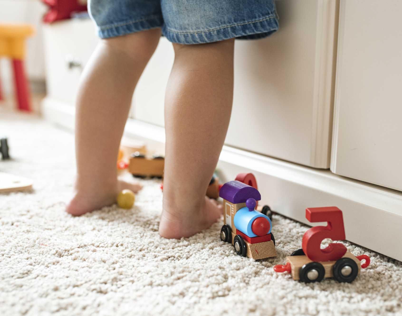 Juguetes y juego para generar salud y bienestar